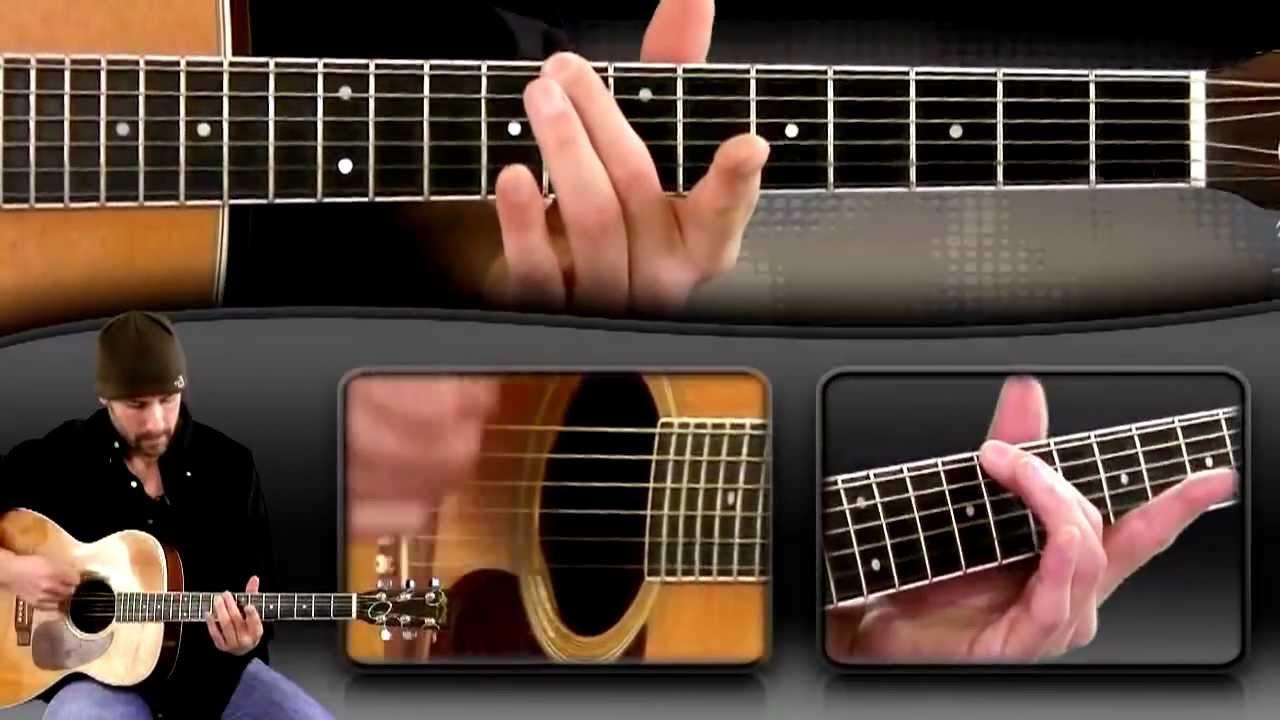 Goo Goo Dolls Iris Guitar Lesson Youtube