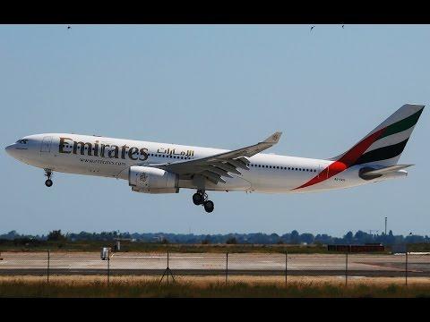 Emirates A332 Tehran - Dubai, Microsoft Flight Simulator & Prepar3D , FSX P3D 2016, VATSIM HD