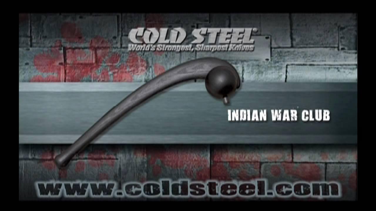 Cold Steel Indian War Club