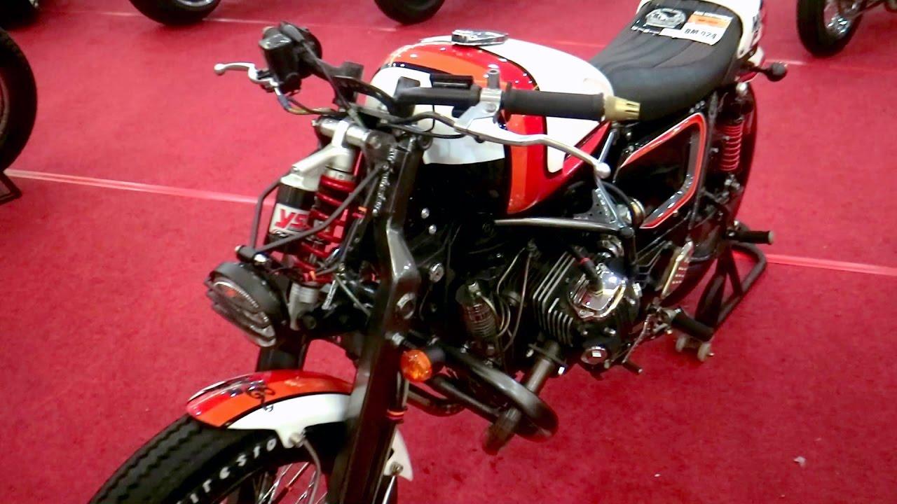 Honda Tiger 2000 Modifikasi