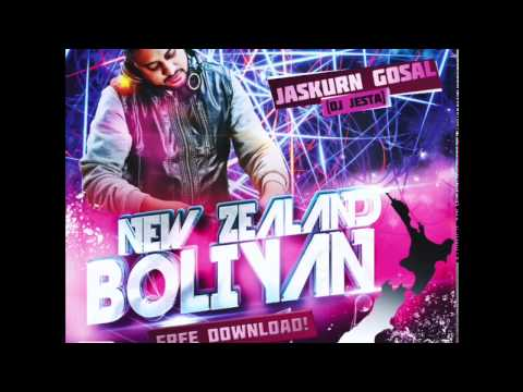 New Zealand Boliyan - Jaskurn Gosal [Free Download]