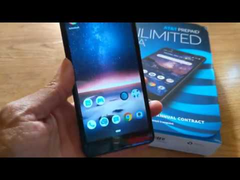 New Nokia 3.1a At&t Prepaid Phone First Impressions 2 Days Later