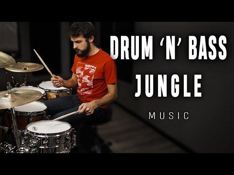 SONO VELOCISSIME, MA POSSIAMO SOPRAVVIVERE! Drum 'n' Bass & Jungle Music   Tutorial