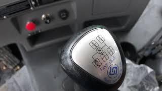 Обзор кабины автокрана XCMG QY25K5S