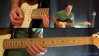 Don't Speak Guitar Lesson No Doubt