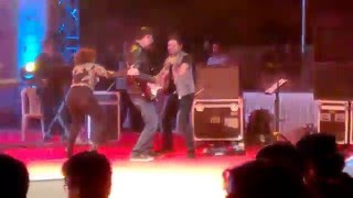 'Tu zaroori' & Dilliwali girlfriend- Sunidhi Chauhan & Rakesh Maini live at IIM Ahmedabad