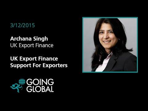 UKTI Seminar from Going Global Dec 2015, 'UK Export ...