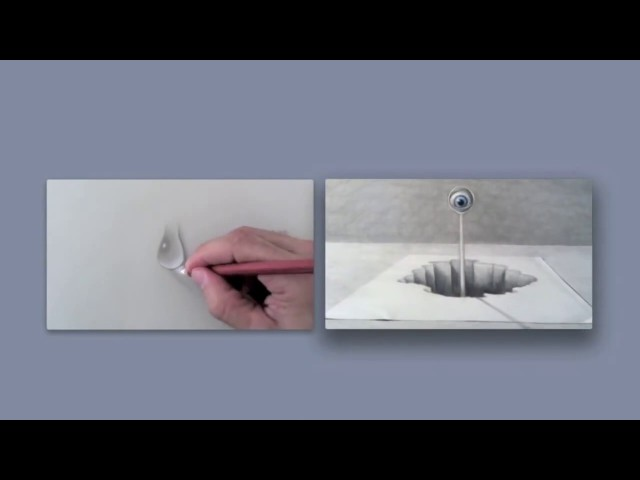 Aprender a dibujar  cómo dibujar una gota de agua   Arte Divierte