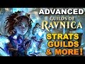 MTG - Guilds of Ravnica Prerelease - Strategies, Guild Rankings, Mechanics, and more!