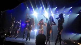 [FANCAM] SM TOWN Paris 2011 : SNSD - Oh!