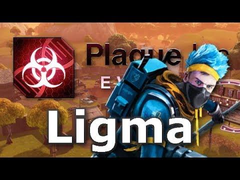 Plague Inc: Custom Scenarios - Ligma