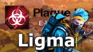 Plague Inc: Custom Scenarios - Ligma