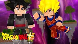 Minecraft: Dragon Ball Super - O Retorno do Deus Sayajin #1