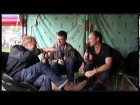 Cutting Crew's Nick & Gareth - Rewind interview July 2013