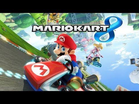 Mario Kart 8 - отличная семейная игра (Обзор)