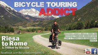 Bicycle Touring Europe  - Dresden to Rome