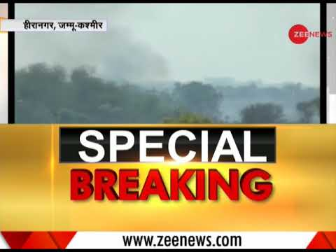 Deshhit: Pakistan violates ceasefire in J&K's Hiranagar and Samba sector