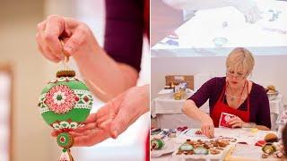Julia M Usher At I Encontro De Designers De Cookies, August 2014