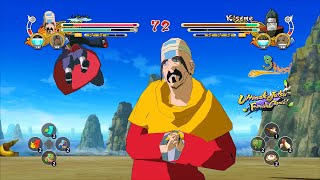 Naruto Ultimate Ninja Storm 3 Full Burst Airbender Moveset Mod (PC w SweetFX)