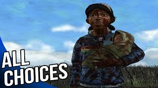 The Walking Dead Season 2 Episode 5 - All Choices/ Alternative Choices