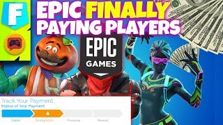 Epic Games RESPONDS on Paying Fortnite Players and Pros