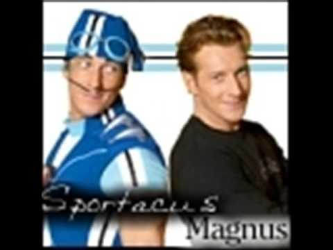 Sportacus and Magnus Scheving Video - YouTube
