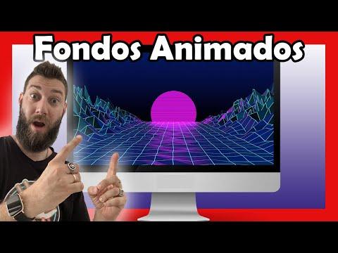 ✅ Como poner FONDOS ANIMADOS en WINDOWS (FUNCIONA) | WALLPAPERS ANIMADOS