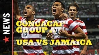 USA vs. Jamaica 2012 Preview: CONCACAF Group A Semifinals