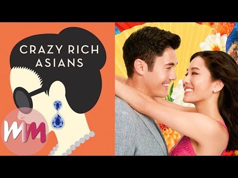 Top 10 Differences Between Crazy Rich Asians Book & Movie