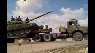 انسحاب أرتال عسكرية للنظام وميليشيات إيرانية من درعا..مناورة أم تحضير لهجوم واسع
