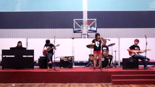 My Destiny Instrumental cover - TARUC KL Main campus Music society 2014