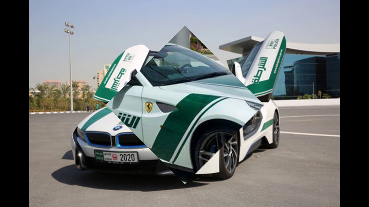 Dubai Police Cars Dpc Youtube