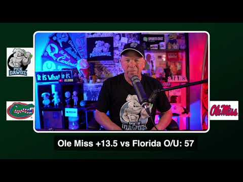 Ole Miss vs Florida Free College Football Pick and Prediction CFB Tips Saturday 9/26/20 | Pick Dawgz
