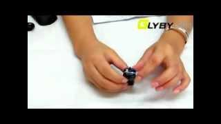 Tiny Mini DV MD80 Spy camera, how to use it correctly