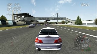 TOCA Race Driver 3 PS2 Gameplay HD (PCSX2)