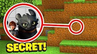Minecraft : I Found How To Train Your DRAGON Secret BASE! (Ps3/Xbox360/PS4/XboxOne/PE/MCPE)
