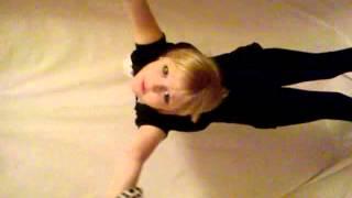 Моей дочери 5 лет