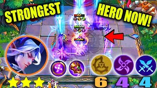3 STAR LING ASSASSIN IS THE STRONGEST HERO IN SEASON 7 MAGIC CHESS EPIC FIGHT MUST WATCH NEW META!!