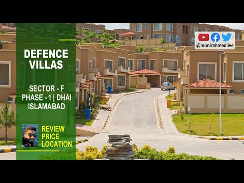 Defence Villas | DHA Phase 1 | Sector F | Current Update 15 Dec 2020 | Review, Price, Location