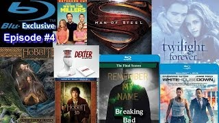 Blu-Exclusive - Man of Steel, The Hobbit Extended, Breaking Bad, White House Down, Twilight Forever