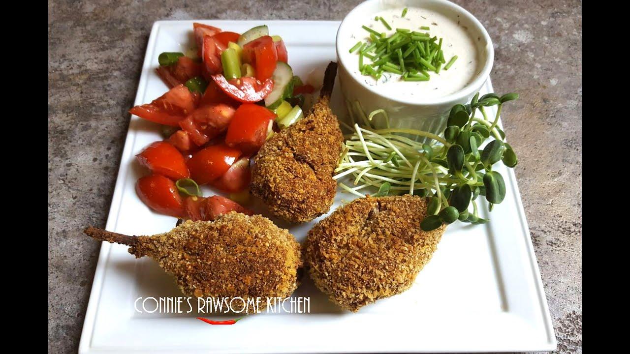 Vegan Sweet Spicy Compassionate Chicken Drumsticks