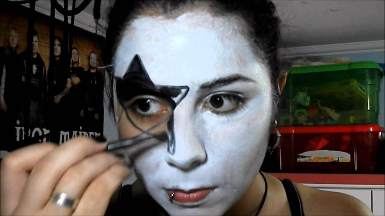 Paul Stanley Makeup