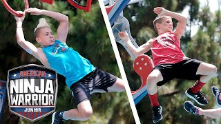 "Fastest Ninja Races from the ""MOHAWK NINJA"" BECKSTRAND FAMILY!! 