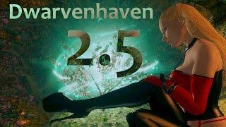 Dwarvenhaven v2.5 обзор двемерского приюта в Skyrim