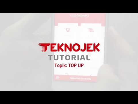 Tutorial cara TOP UP T-kredit