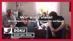 Großfamilie Rieger macht Urlaub | Experience – Die Reportage | kabel eins Doku