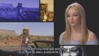 Britney Spears - MTV Making The Video: I'm not a girl, not yet a woman [Legendado PT-BR] PARTE 1/2