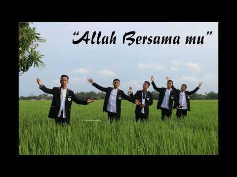 Nasyid gontor Allah Bersamamu - Lirik