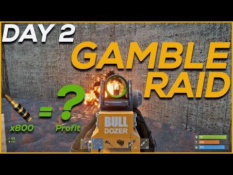 VANILLA RUST | GAMBLE RAID (#44) thumbnail