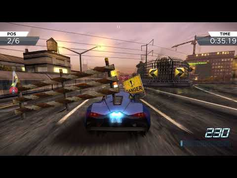 Need For Speed Most Wanted Mobile Beltway Sporting Chance